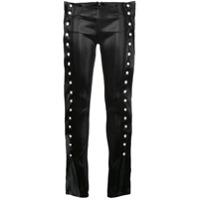 Paula Knorr Calça Jeans Slim Fit - Metallic