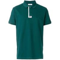 Dirk Bikkembergs Camisa Polo Mangas Curtas - Green