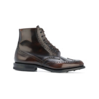 Church's Bota 'renwick' De Couro - Brown