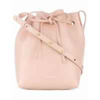 Mansur Gavriel Bolsa Bucket Mini - Pink & Purple