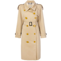 Burberry Trench Coat Oversized - Brown