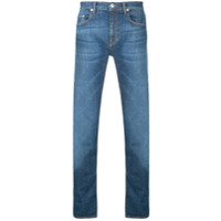 Cerruti 1881 Calça Jeans Reta - Azul
