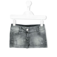 Zadig & Voltaire Kids Short Jeans - Grey