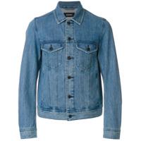 Diesel Jaqueta Jeans 'dashton' - Azul