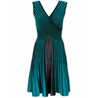 Fillity Vestido De Tricô - Green