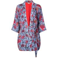 Fleur Du Mal Haori Kimono - Unavailable