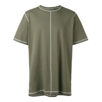 Blood Brother Camiseta 'eight Pm' - Green