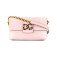 Dolce & Gabbana Bolsa Tiracolo 'dg Millennials' - Pink & Purple