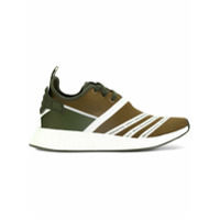 Adidas By White Mountaineering Tênis De Couro - Green