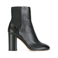 Rag & Bone Ankle Boot De Couro Modelo 'agnes' - Preto