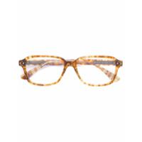 Bottega Veneta Eyewear Óculos Com Armação Quadrada - Marrom