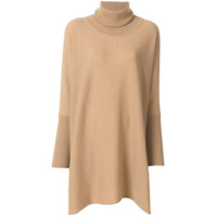 Boule De Neige Suéter Oversized De Cashmere - Brown