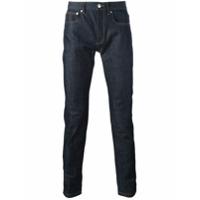 A.p.c. Calça Jeans Slim - Azul