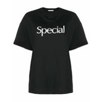 Christopher Kane Camiseta 'special' - Preto