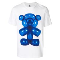 Blackbarrett Camiseta Com Estampa De Balão - Branco