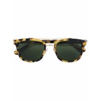 Dolce & Gabbana Eyewear Óculos De Sol Quadrado - Metallic