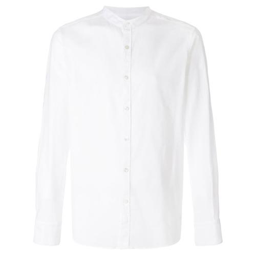 Imagem de Bagutta Camisa sem colarinho - Branco