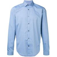 Cerruti 1881 Camisa Clássica - Azul