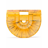 Cult Gaia Clutch Pequena 'ark' - Amarelo E Laranja