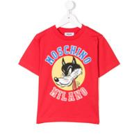 Givenchy Camiseta Com Estampa 'madonna' - Preto