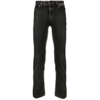 Diesel Black Gold Calça Jeans Slim - Preto
