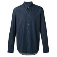 Études Camisa 'info' - Azul