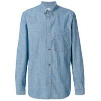 A.p.c. Camisa Jeans - Azul