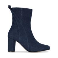 Ganni Bota Jeans 'joan' - Azul