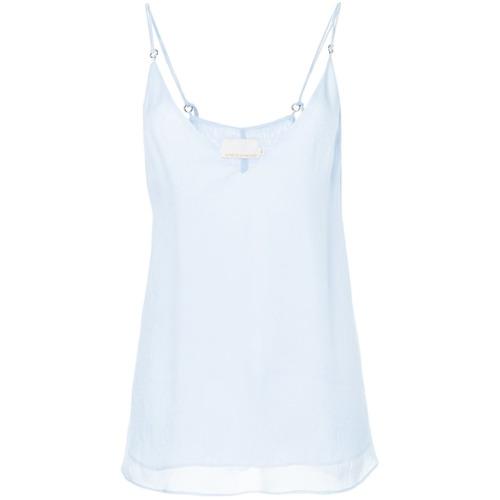 Blusa 'Formula' azul celeste, Ginger & Smart.