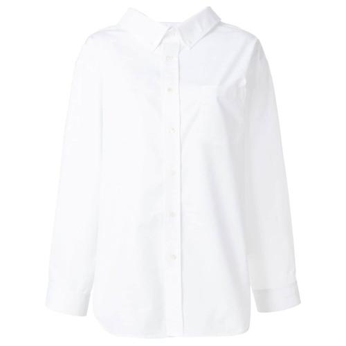 Image of Balenciaga Camisa mangas longas - Branco
