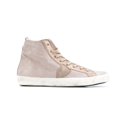 philippe-model-tenis-de-couro-cano-alto-nude-neutrals