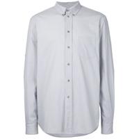 Bassike Camisa Mangas Longas - Grey