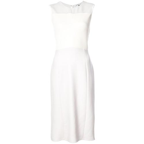 Imagem de Agnona Vestido sem mangas - Branco