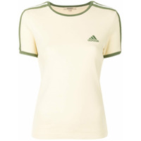 Adidas Yeezy Camiseta Com Logo - Nude & Neutrals