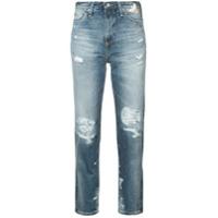 Ag Jeans Calça Jeans Cintura Alta - Azul