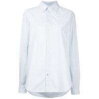 Bassike Camisa Casual - Azul