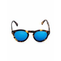Illesteva Óculos De Sol Modelo 'leonard' - Brown
