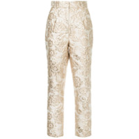 Alice Mccall Calça Cropped 'night And Day' - Nude & Neutrals
