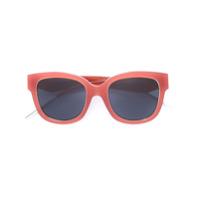 Dior Eyewear Óculos De Sol 'very Dior 1' - Nude & Neutrals