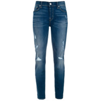 7 For All Mankind Calça Jeans Josefina Skinny - Unavailable