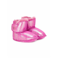 Emu Kids Bota Metálica - Pink & Purple