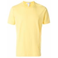 Comme Des Garçons Shirt Camiseta Mangas Curtas - Amarelo E Laranja