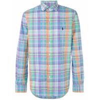 Polo Ralph Lauren Camisa Xadrez - Estampado