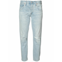 Citizens Of Humanity Calça Jeans Destroyed 'emerson' - Azul