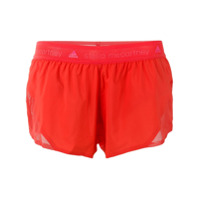 Adidas By Stella Mccartney Shorts Esportivo - Vermelho