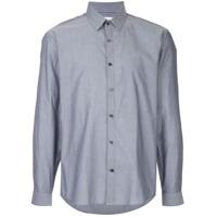 Cerruti 1881 Camisa Slim Com Botões - Azul