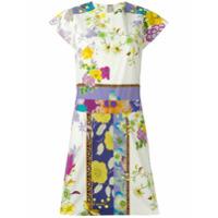 Etro Vestido Com Estampa Floral - Estampado