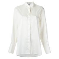 Alcaçuz Camisa Clássica - Branco