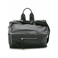 Givenchy Bolsa Tote De Couro Modelo 'pandora' - Preto