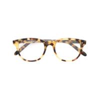 Cutler & Gross Óculos De Sol Redondo - Brown